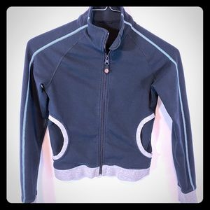 Lululemon Athletica zip up sweatshirt
